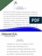Océanos limpios en Uruguay