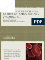 Anemia MR1