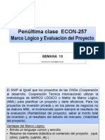 Matriz de Marco Logico CIVIL Semana 13