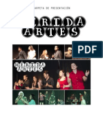 Carpeta Merida Artes