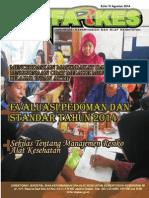 Buletin Infarkes Edisi IV Agustus 2014