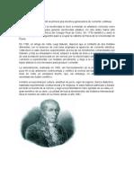 Alessandro Volta y Otros Fisicos