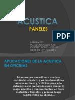 Paneles Acustico