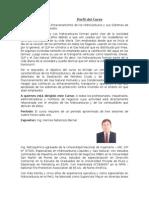 Curso Sobre Hidrocarburos en La Universidad Del Callao Febrero-2015