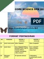 Skema Pemarkahan Sains SPM 2015