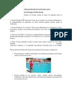 Sistema de Recirculación Del Agua - piscina