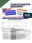 2015 Malayday Day Order Form