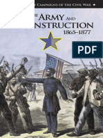 CMH Pub 75-18 the Army and Reconstruction, 1865-1877