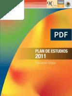 Plan de Estudios 2011 Educación Básica SEP