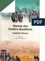 Historia dos partidos politicos brasileiros