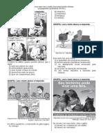 Interpretar Texto Com o Auxílio de Material Gráfico Diverso