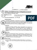 002 Directiva General 2014 REGION JUNIN