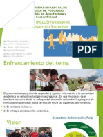 Territorio Inclusivo Desde El Enfoque Del Desarrollo Sostenible Por Cesar M-H Lozano Moreno