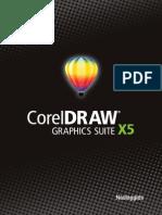 CorelDraw Graphics Suite X5 brochure