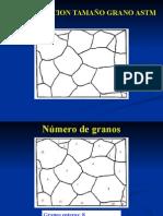 p 2 -Tamano Grano