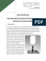 14-02-2014 Jp2 GUIA PRACTICA Densidad Natural Método Del Cono de Arena