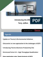 Thermo DSQ II Presentation