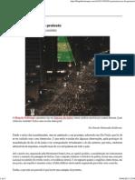 MORAIS, Renato Watanabe de. a Pasteurização Do Protesto_Blog Da Boitempo