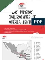 Civilizaciones en Centroamérica