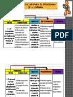 Plan Auditoria Expo