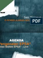 Taklimat EPSA