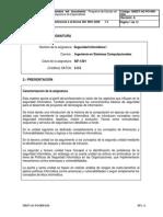 SIN Seguridad Informatica I SNEST AC PO 009 02A