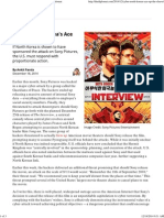 _ the Diplomat-sony Cyber Attack