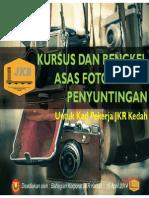 Slide Asas Fotografi JKR Kedah