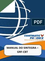 Manual Sintegra
