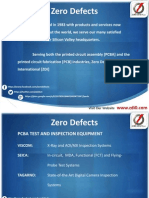 DFM Analysis - Zero Defects International, LLC