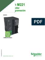 Modicon m221_guia de Programacion