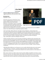 A Multilateral Test for Modi _ The Diplomat.pdf