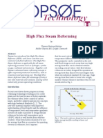 Topsoe High Flux Steam Reform