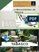 Expo. Tabasco y Puebla
