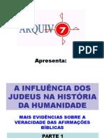 A Influência Dos Judeus Na História Mundial - Parte 1