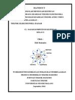 Lembar Informasi Dasar Elektronika