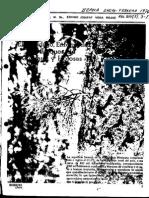 El Muerdago, Enfermedad en Bosques de Coniferas y Hojosas