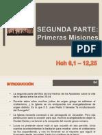 s3 Hechos Ministros Helenistas Esteban y Felipe