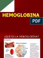 5.- Hemoglobina y Clasificacion de Anemias