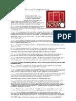 Processual Penal - Questões de Direito Processual Penal e Direito Penal