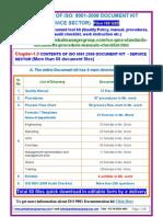ISO 9001 2008 Documentation