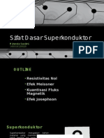 (BAB 2) Sifat Dasar Superkonduktor