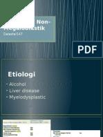 Anemia Makrositik Non-Megaloblastik