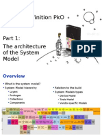 The Architecture of the Symbian System Model