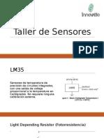 Algunos sensores