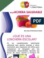 LONCHERA SALUDABLE