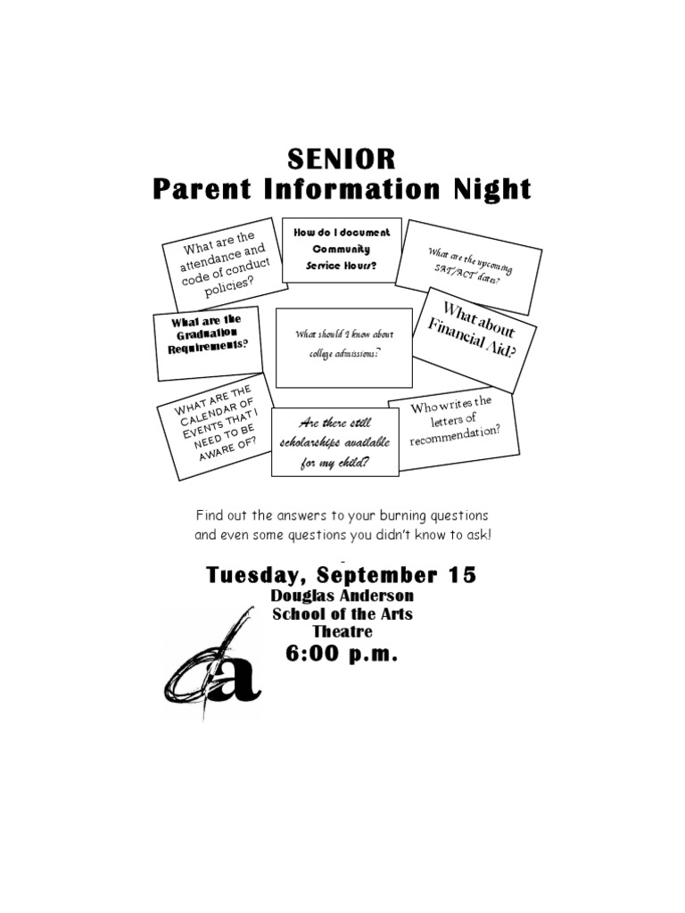 SENIOR Parent Night Flyer Edit2