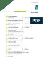 Research Methodology Practice