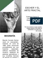 Escher y El Arte Fractal