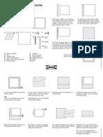 Ikea How to Make a Cushion v2
